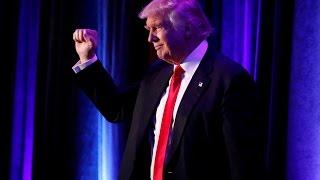 Инаугурация 45-го президента США Дональда Трампа(Трансляция дня инаугурации 45-го президента США. Инаугурация проходит на фоне масштабных протестов в Вашин..., 2017-01-21T06:44:50.000Z)