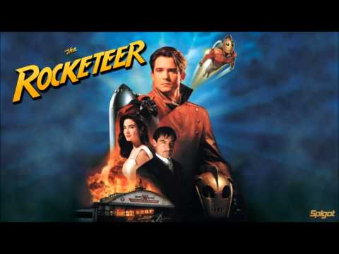 10 - Rocketeer To The Rescue - End Title - James Horner - The Rocketeer
