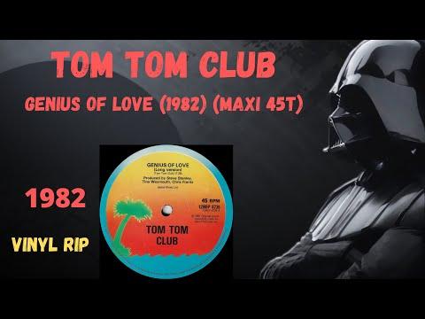 Tom Tom Club - Genius Of Love (1982) (Maxi 45T)