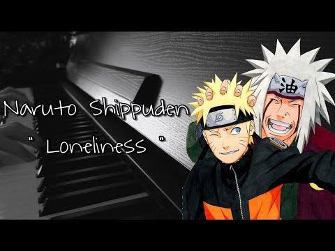 Shadow Piano | Loneliness ( Naruto Shippuden ) Piano