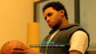 NBA 2k15 MyCareer Part 1: Picking Team!
