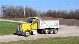 2000 Kenworth W900 dump truck for sale | sold at auction May 14, 2015