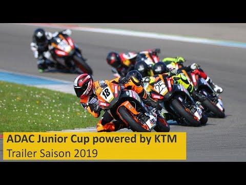 ADAC Junior Cup powered by KTM startklar für 2019