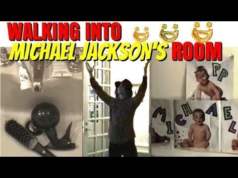 Tour Of Michael Jackson's Room and Bathroom – 1993