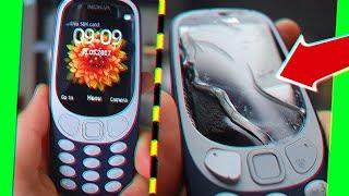 КАК УБИТЬ NOKIA 3310 за 30 секунд???