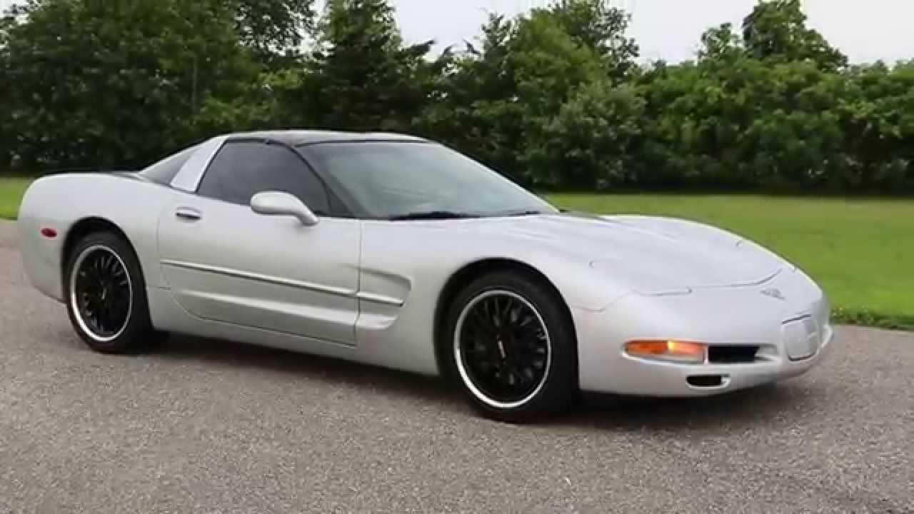 Corvette chevy corvette 2003 : 2003 Chevrolet Corvette 50th Anniversary Coupe For Sale~Auto ...
