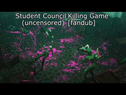 Danganronpa 3 - Student Council Killing Game (uncensored) [fandub]