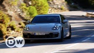 Superlativ: Porsche Panamera | DW Deutsch