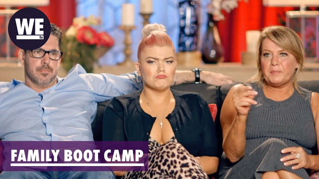 Marriage Boot Camp Teen Mom