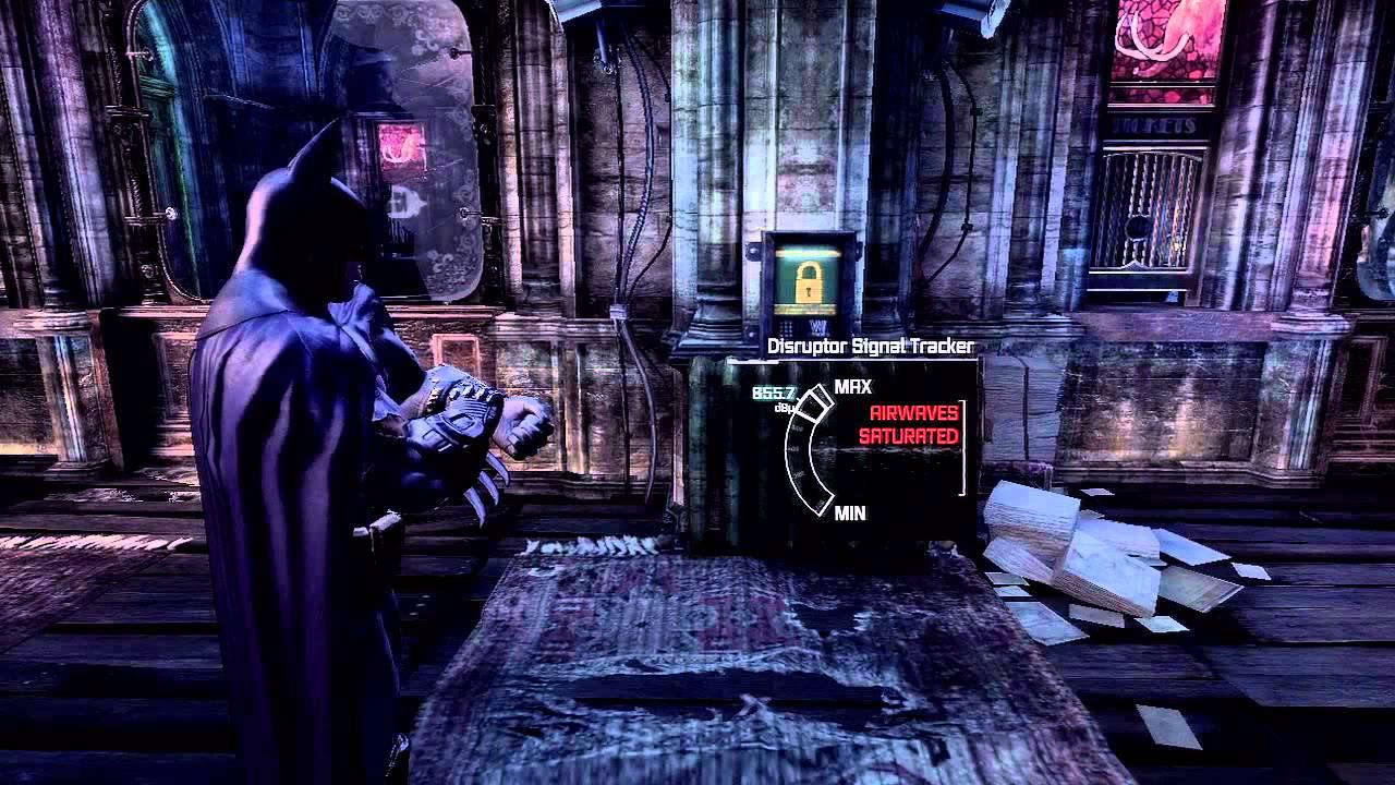 Batman Arkham City - Walkthrough Part 9 - Penguin ...