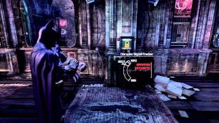 Batman Arkham City - Walkthrough Part 9 - Penguin Disrupters (Gameplay & Commentary) [360/PS3/PC]