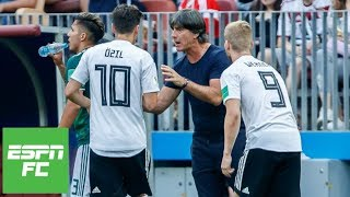 Will Germany even get out of their group at the 2018 World Cup? | ESPN FC