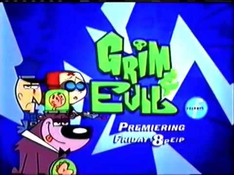 Grim & Evil Promo - Evil Con Carne Spotlight (2001)