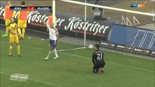 7.Spieltag RL Saison 14/15 FC Carl Zeiss Jena - VFC Plauen