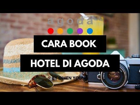 Cara Book Hotel Di Agoda