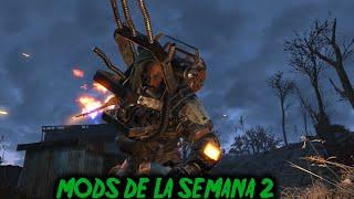 Fallout 4 : Mods de la semana 2 (Optimización del juego,Bandanas HD)