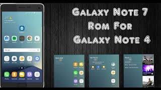 Note 8 Rom For Note 4 N910C