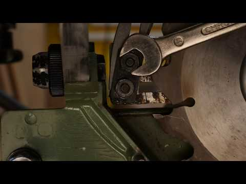 Inca Universal - How to change the blade and riving knife