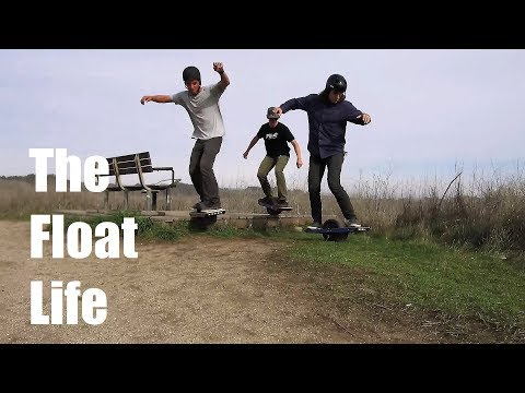 Onewheel Big Sur & Santa Cruz