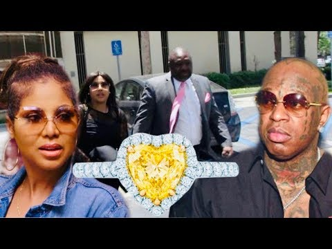 TONI BRAXTON GOES TO COURT IN HOPES OF RECOVERING HER ENGAGEMENT RING ~ VIDEO INCLUDED