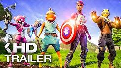 fortnite x avengers 4 endgame trailer 2019 duration 0 42 - fortnite and avengers trailer