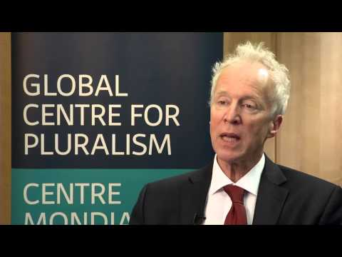 John Bowen on pluralism - Interview at the Global Centre for Pluralism - Oct 10, 2014