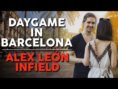 TNL's Newest Coach In Action! - Alex León Barcelona Infield