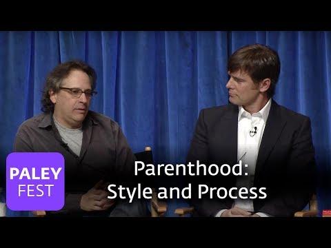 Parenthood - Jason Katims On Style and Process