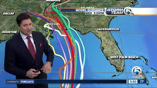 Tropical Storm Alberto could form this weekend, hit Gulf Coast