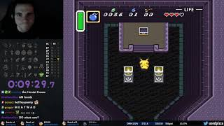 A Link to the Past Randomizer | Insanity Entrance/Key/Enemy Shuffle