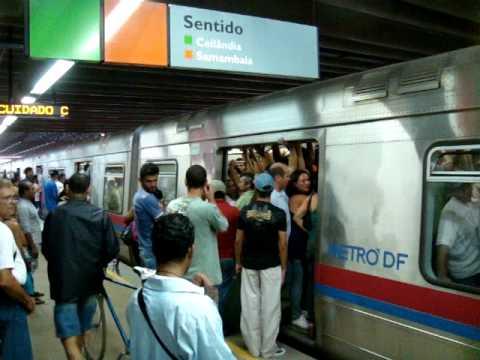 Resultado de imagem para brasilia METRO DF