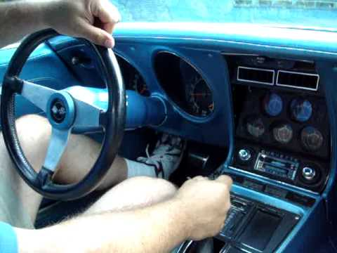 1970 Corvette 350hp Coupe Test Drive For Sale - YouTube