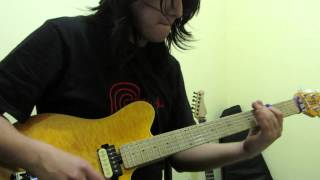 highway star deep purple keyboard and guitar solo by jose aguilar ortega