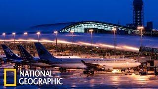 Суперсооружения: Международный аэропотр Кансай (National Geographic)