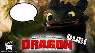 If Dragons in How To Train Your Dragon Could Talk