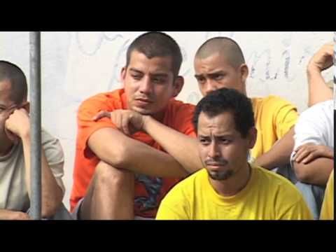 Freedom Team - Prisoners Of Pain....God's Grace - Inside El Salvador's Prisons