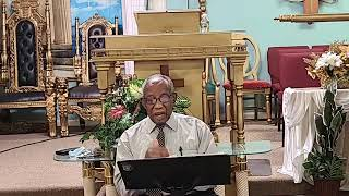 Gifts of the spirit | Greater Palm Bay COG | Bible Study | Bishop J.R. Lewinson | 9.9.2020