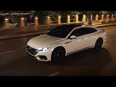 In The City | VW Arteon