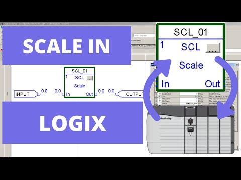 SCALE IN RSLOGIX 5000 / STUDIO 5000 - YouTube