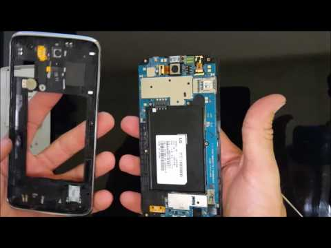 How to replace LG K7 LCD Glass Screen | Screen Replacement