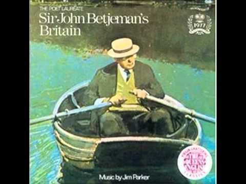 Jim Parker & John Betjeman - Autumn 1964
