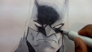 How To Use Copic Gray Sketch Markers