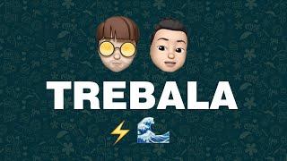 Voyage ft. MihaMih - Trebala (Official Animoji Video) prod. by Popov