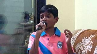Dil Aaj Shayar Hai | Vocal Cover | Abhinav Kumar