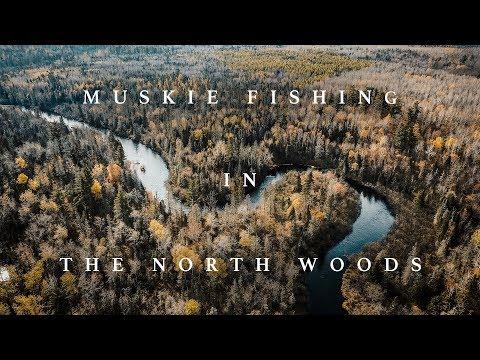 North Woods Fall Muskie Fishing With Tom Dietz And Matt Raley | Fishcamp Montana
