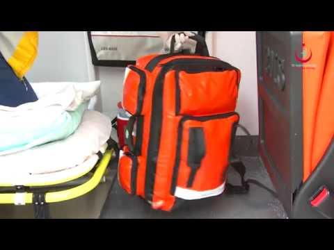 112 Yoğun Bakım Ambulansı