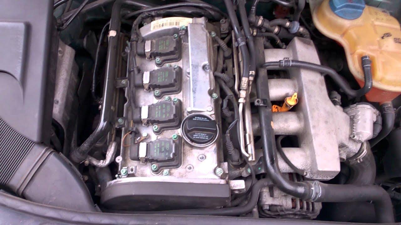Dziwne Stukanie Audi A6 C5 1 8t 150km Anb Youtube