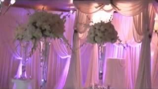 Белый декор на свадьбу(, 2014-04-23T15:42:35.000Z)