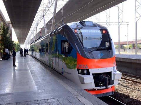 В Армении власти приостановили железнодорожные перевозки