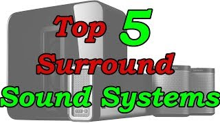 Top 5 Best Wireless Surround Sound Systems For Smart TV 2018